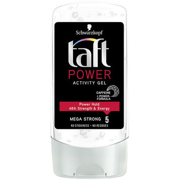 Taft férfi hajzselé power activity 150ml