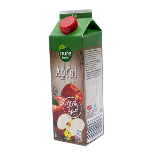 Pure fruits 100% almalé 1l