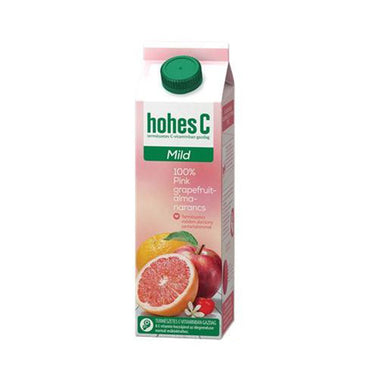 Hohes C Mild Pink-Grape-Alma-Acai 100% 1l