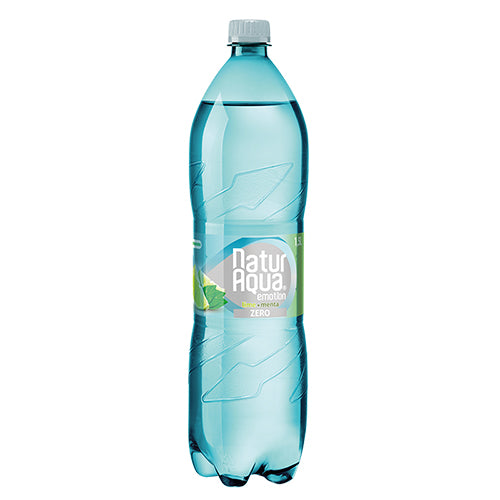NaturAqua Emotion Zero Lime-Menta 1,5l