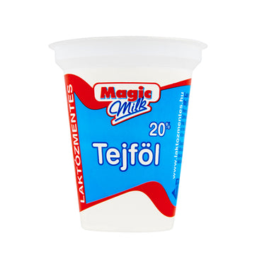 Magic Milk laktózmentes tejföl 150g