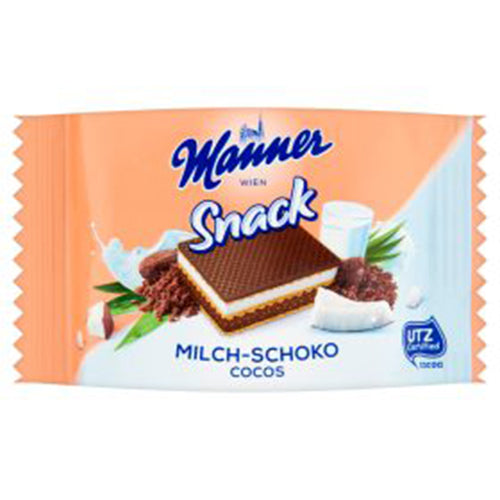 Manner snack kókusz 25g
