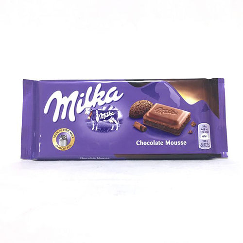 Milka Chocolate mousse 100g