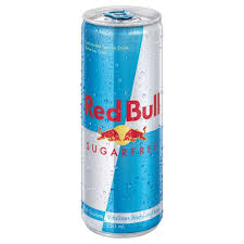 Red Bull Sugar Free With Taurine 250ML