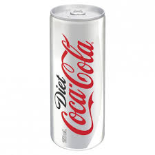 DIET COKE 250ML CAN