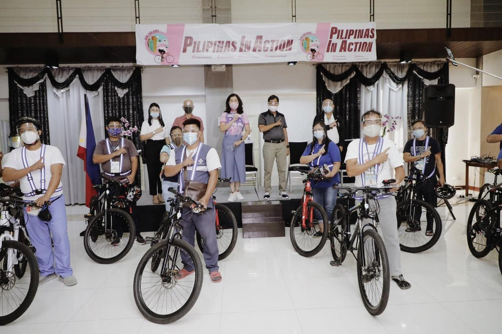 San Fernando: Building the foundations for a bike-friendly PH