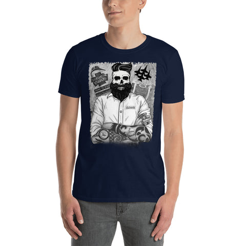 Big Rick The Barber East Hill Shirt