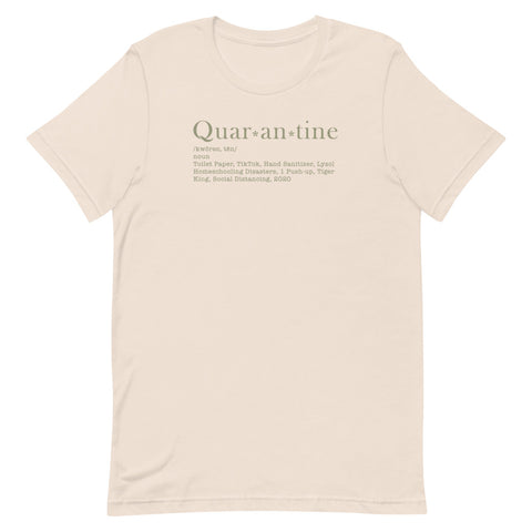 Quarantine 2020 Soft Creme