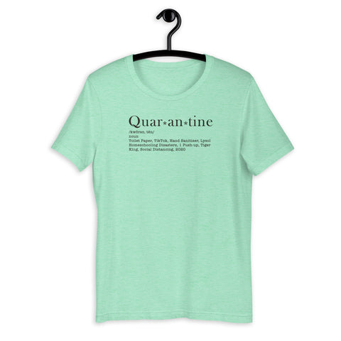 Quarantine 2020 Pastel Colors