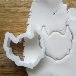 Beard Cookie Cutter Mini