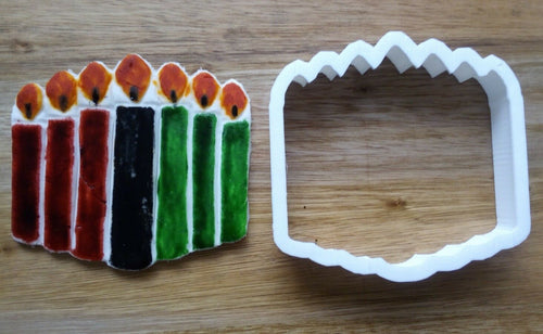 Kwanzaa Candle Cookie Cutter