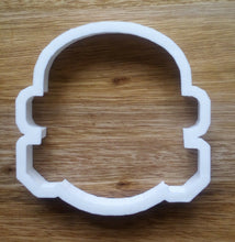 Load image into Gallery viewer, Space Helmet Cookie Cutter