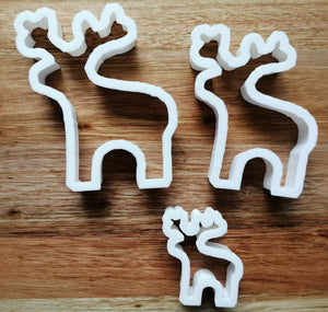 Scandi Christmas Cookie Cutter Collection Tomte Heart Reindeer
