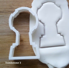 Load image into Gallery viewer, Tombstone Style 3 Cookie Cutter