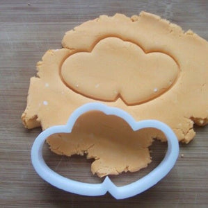 Heart Entwined Cookie Cutter Demo