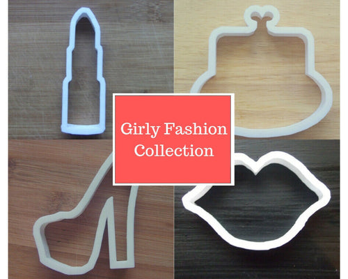 Girly Fashion Cookie Cutter
