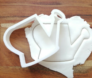Watering Can Cookie Cutter Demo