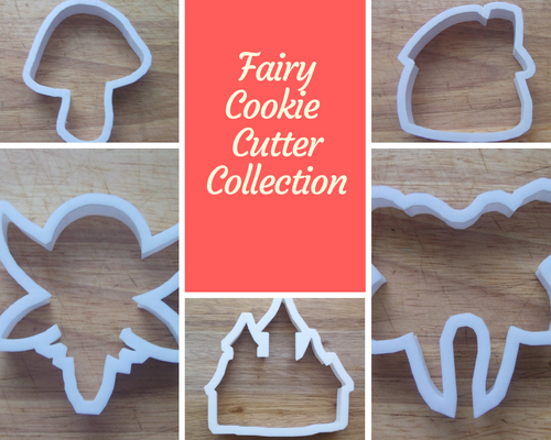 Fairy Cookie Cutter Collection