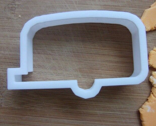Caravan cookie cutter