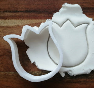 Tulip Cookie Cutter Demo