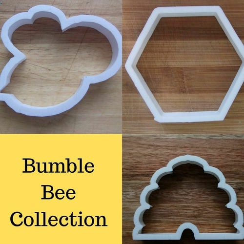 Bumble Bee Cookie Cutter collection