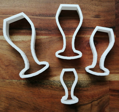 Wineglass Cookie Cutters