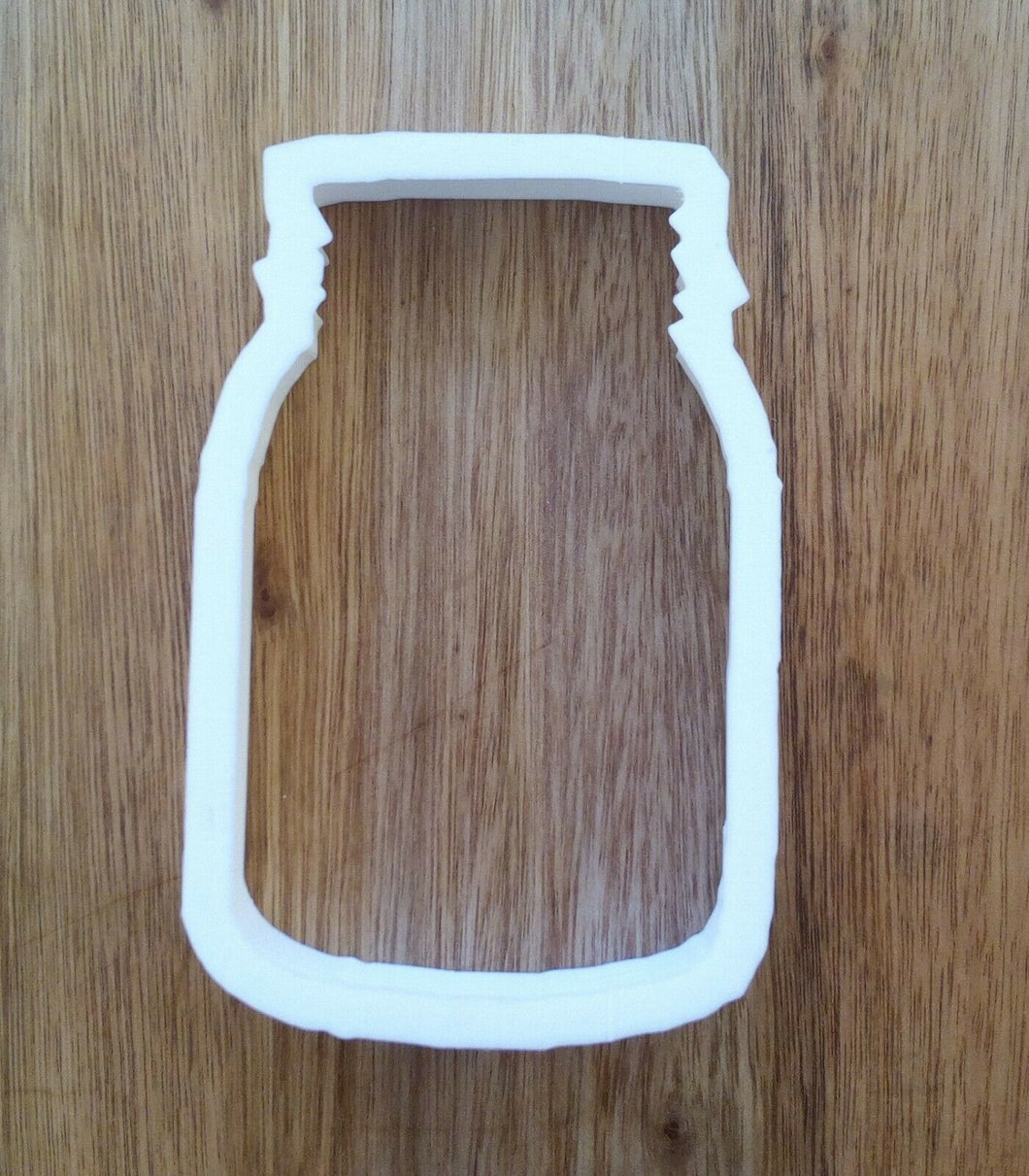 Jam Jar Cookie Cutter