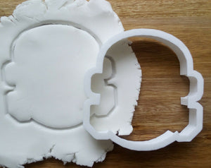 Space Helmet Cookie Cutter