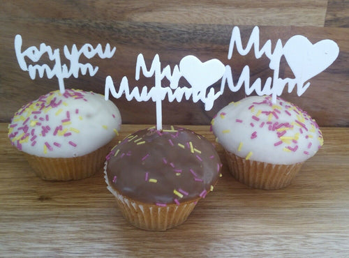 Mothers Day Cake Topper collection