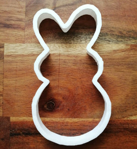 Round Rabbit Cookie Cutter