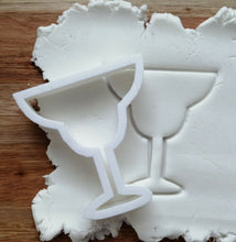 Load image into Gallery viewer, Margarita Glass Cookie Cutter