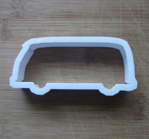 VW Campervan Side Cookie Cutter