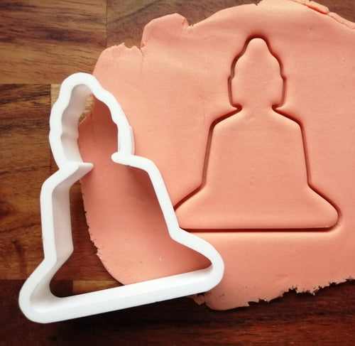 Buddha Cookie Cutter demo