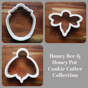 Honey Bee Cookie Cutter collection