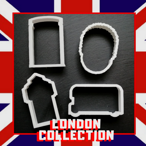 London Cookie Cutters