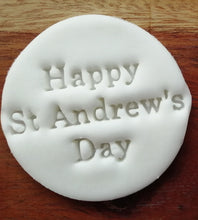 Load image into Gallery viewer, Happy St Andrew Day Demo
