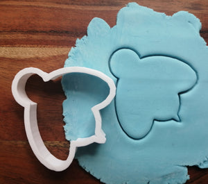 Honey Bee with Wings Cookie Cutter Demo