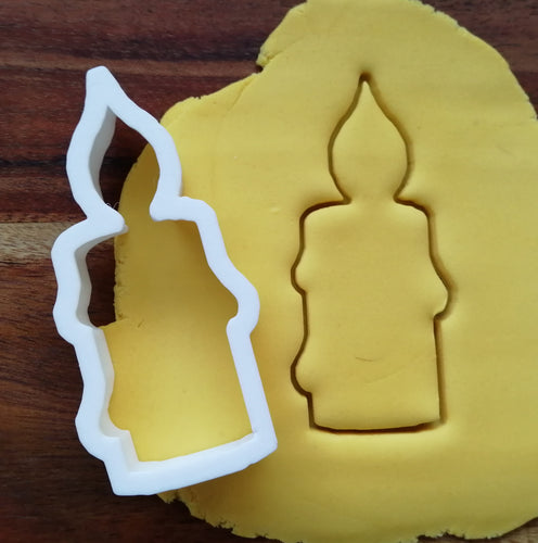 Candle Cookie Cutter Demo