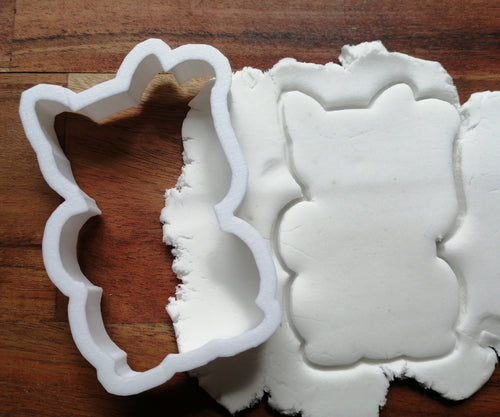 Chinese Cat Cookie Cutter