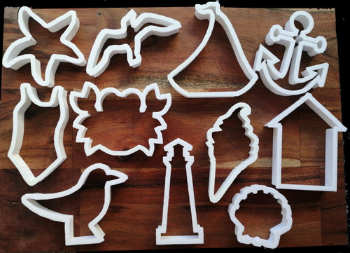 Summer Cookie Cutter Collection