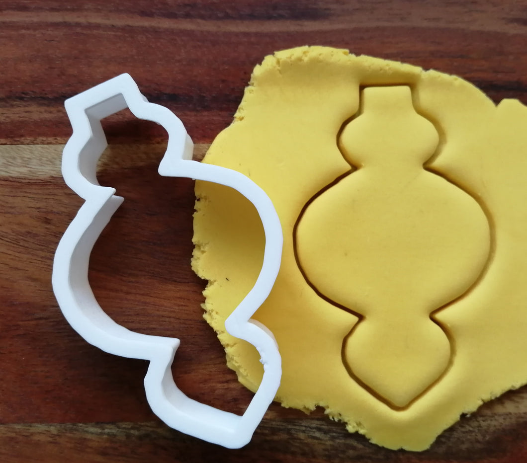 Triple Bauble Cookie Cutter Demo