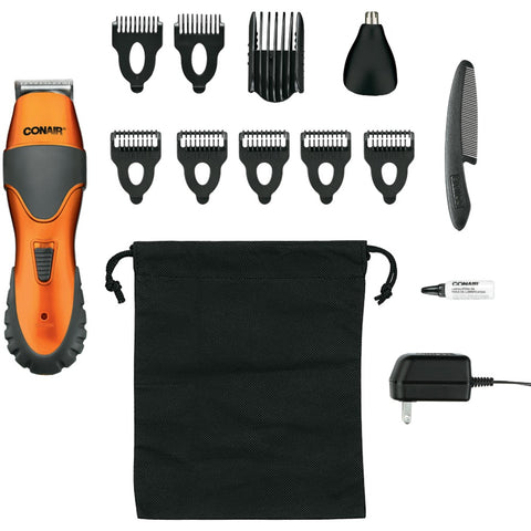 Conair(R) GMT265CS Stubble Trim(TM) 14-Piece Grooming System