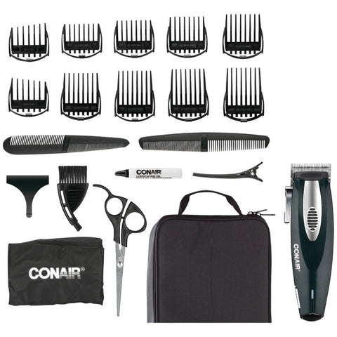 Conair(R) HC1100R 20-Piece Li-Ion Haircut Kit
