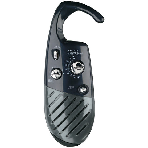 Conair(R) SR10X Shower Radio (Black)