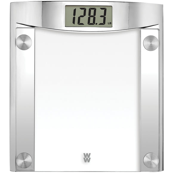 Conair(R) WW44Y Weight Watchers(R) Glass Scale
