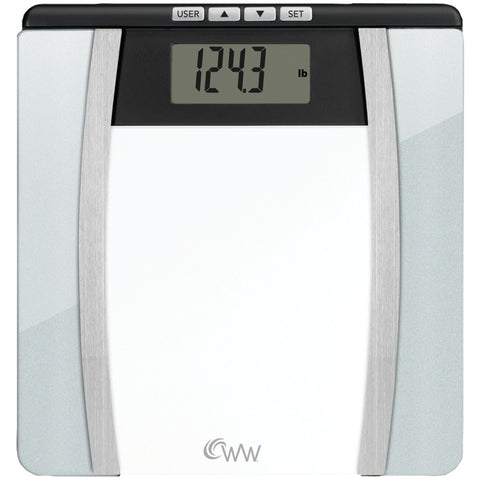 Conair(R) WW701YF Weight Watchers(R) Body Analysis Scale