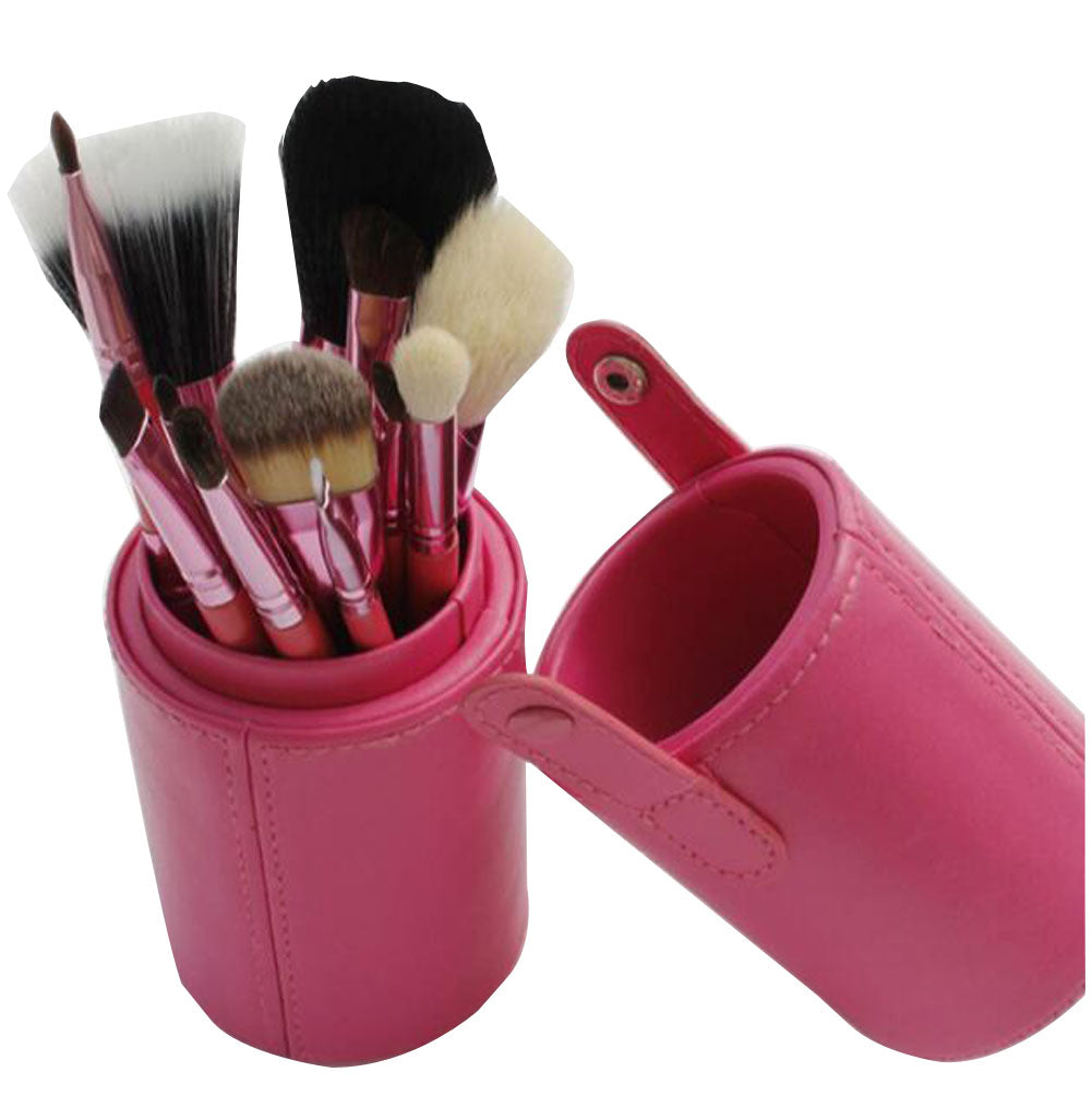 12 Pieces Multi-function Makeup Brushes Convenient Makeup Brushes
