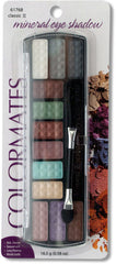 Colormates Classic II Mineral Eyeshadow Palette Case Pack 24