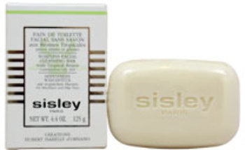 Unisex Sisley Soapless Facial Cleansing Bar Soap