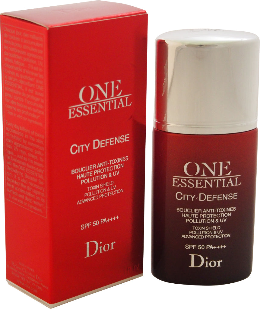Christian Dior - One Essential City Defense Advanced Protection
